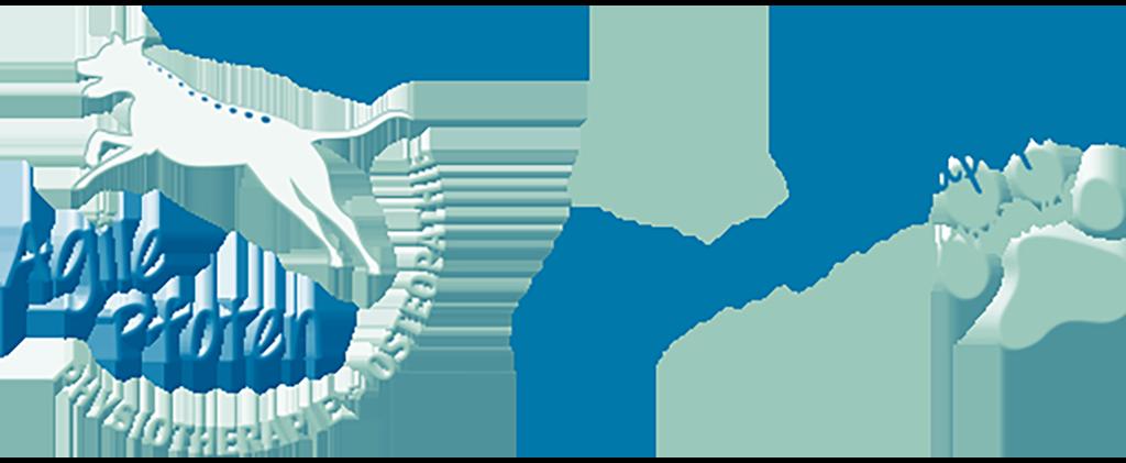 Agile Pfoten Logo