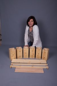 Agility Set Holz